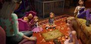 Барби и щенки в поисках сокровищ
