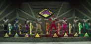 Могучие рейнджеры: Дино Заряд