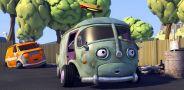 Олли: весёлый грузовичок