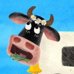 Корова мечтала