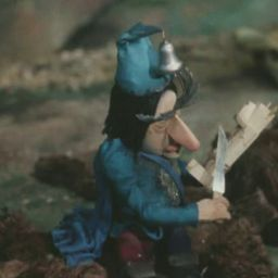 Тайна колдуньи Гингемы