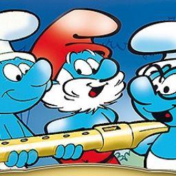 Смурфики и волшебная флейта