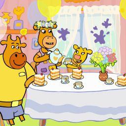 Тест «Оранжевая корова: внимательно ли вы смотрели мультсериал?»