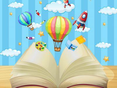 Веселое и полезное летнее чтение