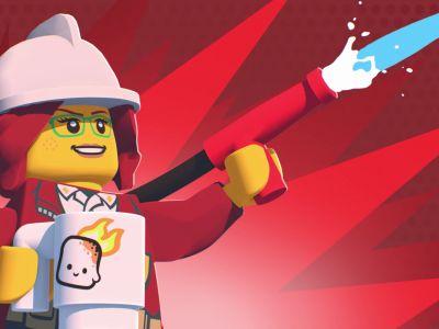Мультсериал «Лего Сити. Приключения»