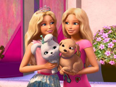 Мультфильм «Приключения принцессы»