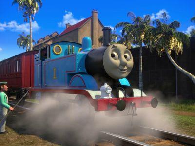 Начало нового сезона «Томаса и его друзей»
