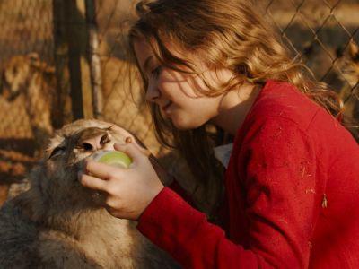 Фильм «Девочка Миа и белый лев»