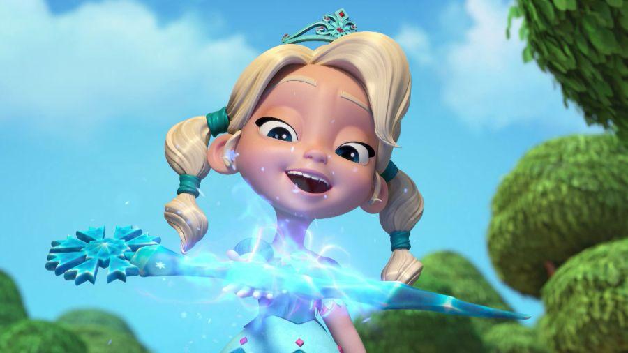 Снежная Королева: Хранители Чудес