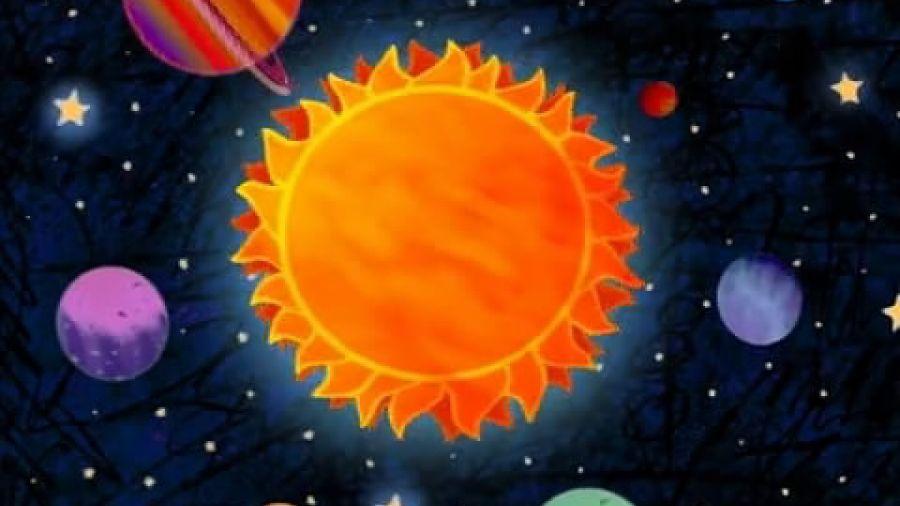 Выпуск 263 «Звёзды и планеты». Видео 2