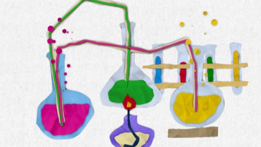 Межпрограммное оформление осень 2012. Химия