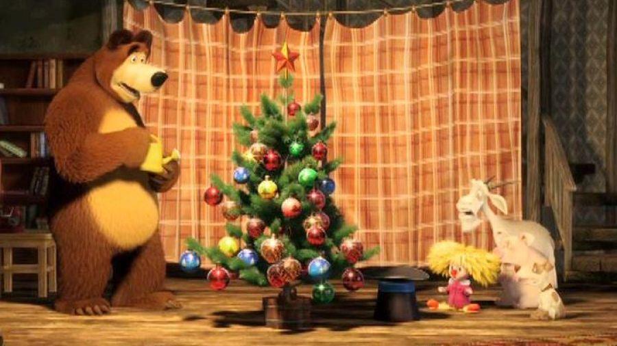 Мультфильмы 31 декабря