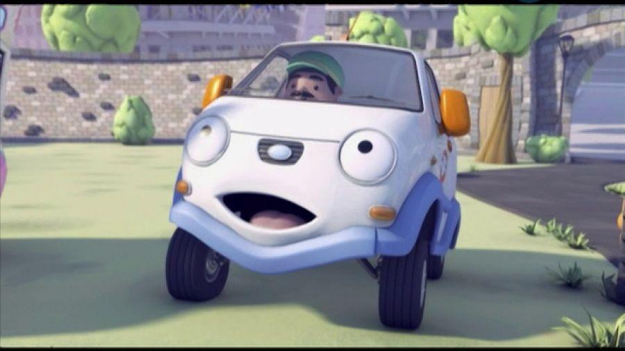 Олли — весёлый грузовичок