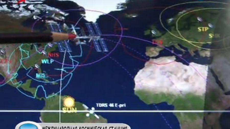 Как определяют маршрут движения МКС?