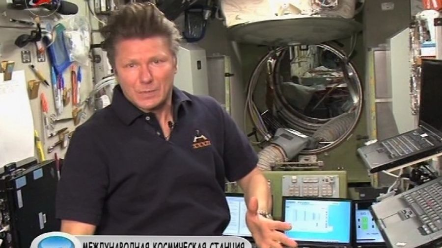 Каков состав воздуха на орбите и похожа ли атмосфера станции на земную?