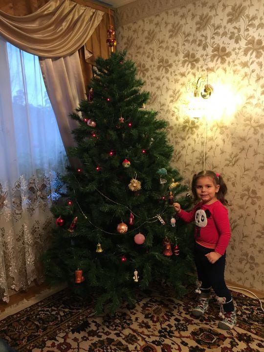 Арина Тихомирова