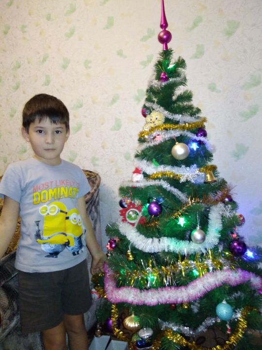 Артём Андреевич Айдарбеков
