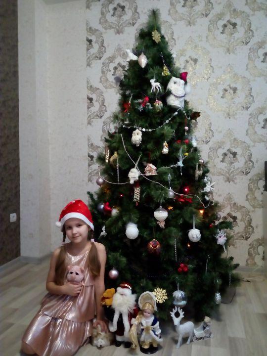 Дарья Константиновна Десяткина