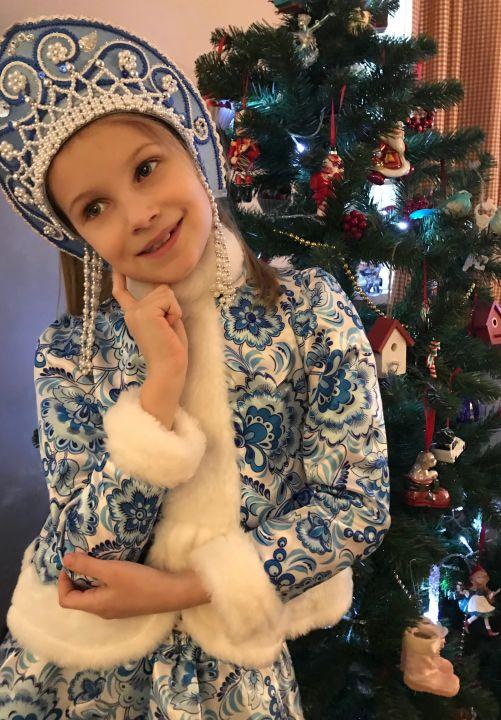 Арина Андреевна Иммель