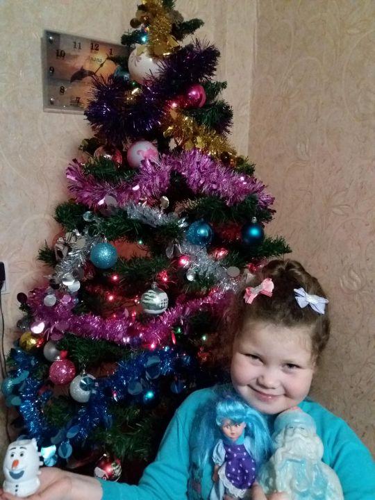 Арина Николаевна Клокова