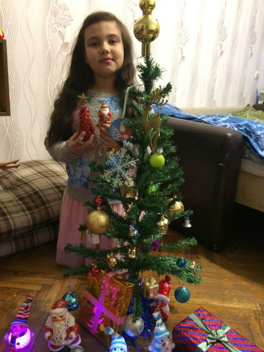 Ангелина Викторовна Цехош
