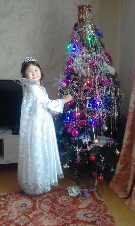 Аяна Мункоевна Хоренова