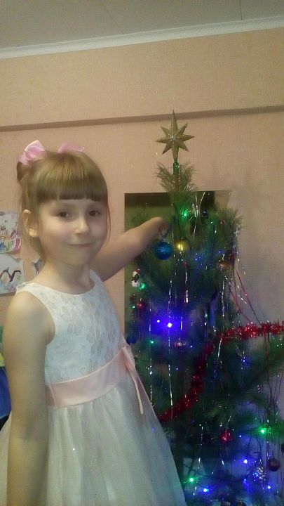 Полина Вадимовна Кошелева