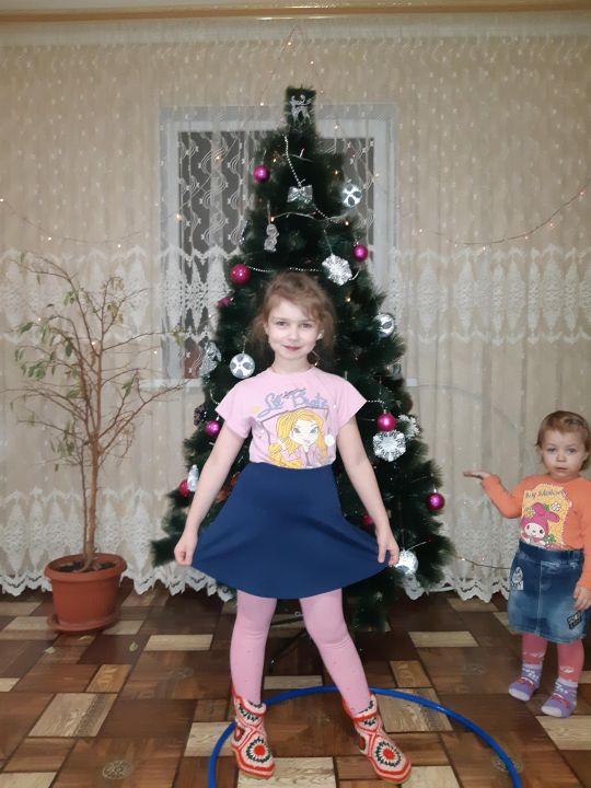Ульяна Сергеевна Полякова