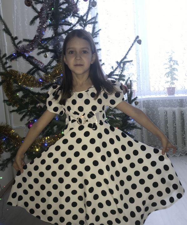 Арина Илдаровна Ахметова