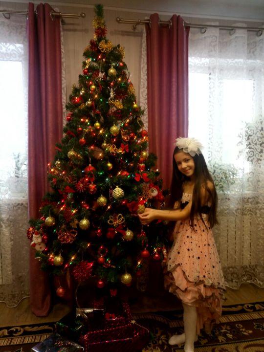 Арина Юрьевна Колесниченко