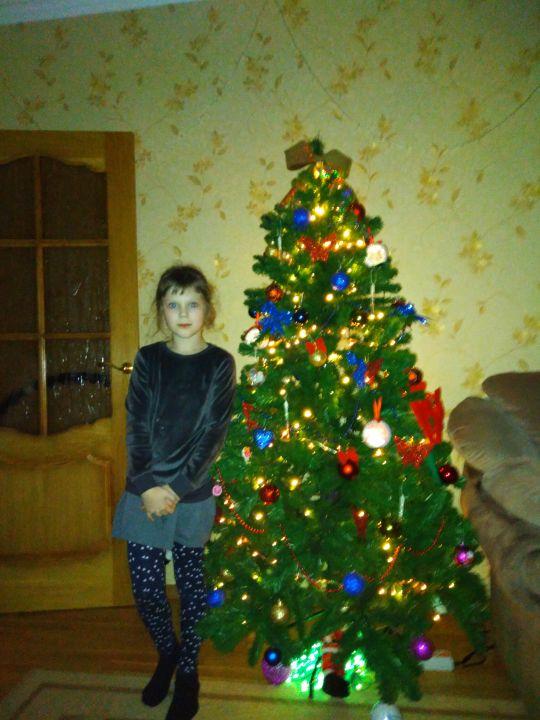 Елизавета Шкилёва Васильевна 9 лет