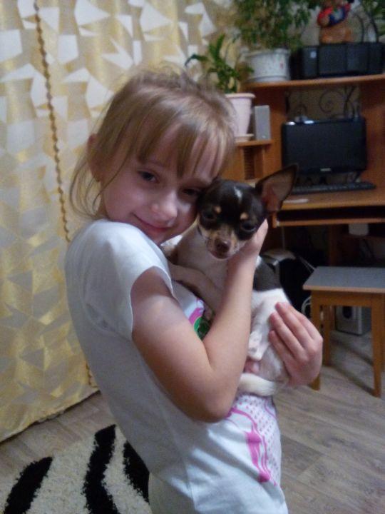 Мандрусова Виктория Сергеевна