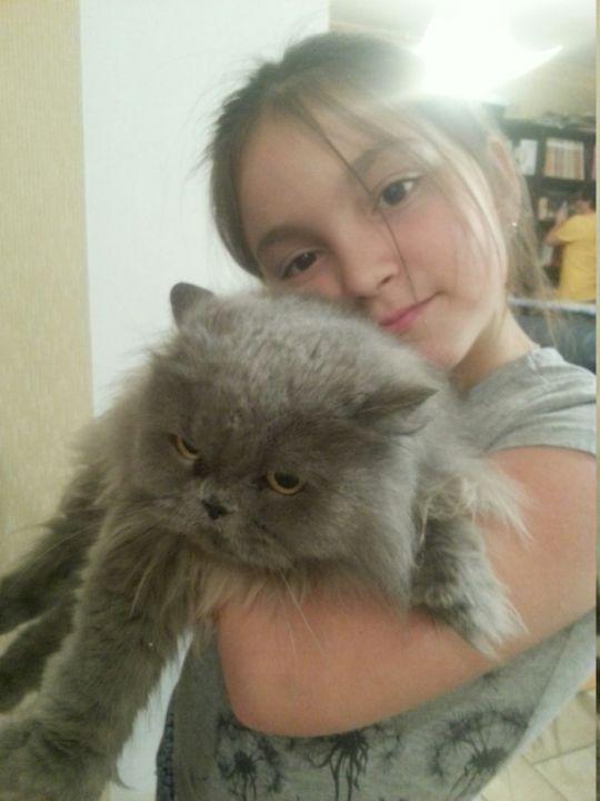 Псаломщикова Елизавета Олеговна