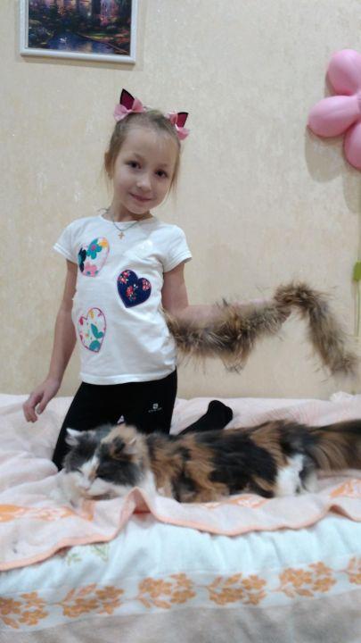Кашликова Дарья Антоновна