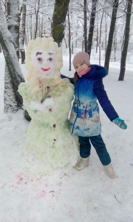 Завьялова Арина Дмитриевна