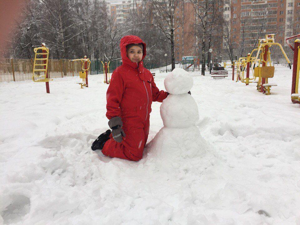 Потрясова Милена Андреевна