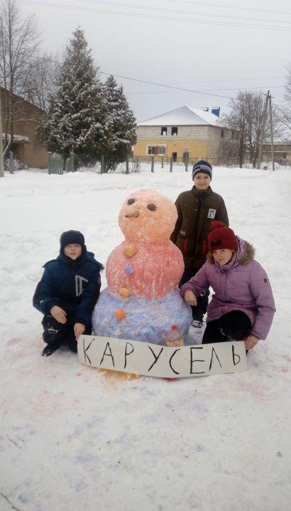 Михаил , Мариэтта , Степан Валерьевичи Трофимовы