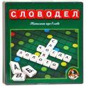 """Настольная игра """"Словодел"""". 01347"""