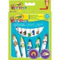 """Цветные карандаши """"Crayola"""", 8 цветов, в ассортименте"""