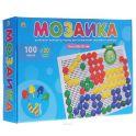 Рыжий Кот Мозаика 100 фишек М-0166