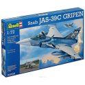 Revell Сборная модель Истребитель Saab JAS-39C Gripen