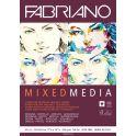 Fabriano Альбом для рисования Mixed Media 40 листов 19100382