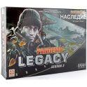 Стиль Жизни Настольная игра Пандемия Наследие-2 (черная коробка)