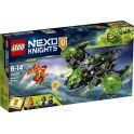 LEGO NEXO KNIGHTS Конструктор Неистовый бомбардировщик 72003