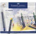 Faber-Castell Набор цветных карандашей Goldfaber 48 цветов