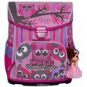 Grizzly Рюкзак школьный с мешком цвет розовый RA-875-2/2