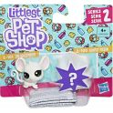 Littlest Pet Shop Набор фигурок Fluffy Catson & Kitty Von Grey-Cat guinsey