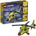 LEGO Creator 31092 Конструктор ЛЕГО Криэйтор Приключения на вертолёте