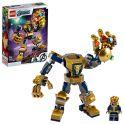 LEGO Super Heroes 76141 Конструктор ЛЕГО Супер Герои Танос: трансформер