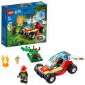LEGO City 60247 Конструктор ЛЕГО Город Лесные пожарные